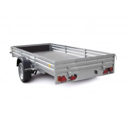 Прицеп для транспортировки снегоходов и другой мототехники МЗСА 817717.001-05